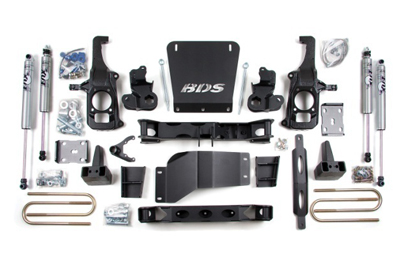 Susp Lift Kits 4wd
